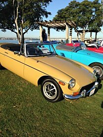 1972 MG MGB for sale 100886138