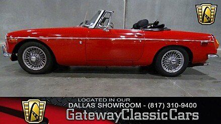 1972 MG MGB for sale 100965107