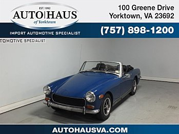 1972 MG Midget for sale 100994986
