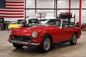1972 MG Midget for sale 101019120