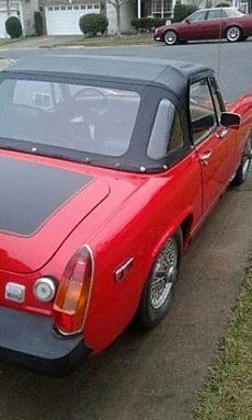 1972 MG Midget for sale 100917201