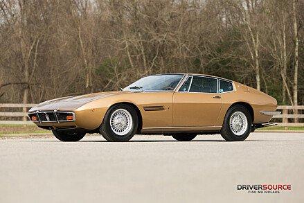1972 Maserati Ghibli for sale 100845877