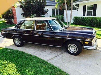 1972 Mercedes-Benz 280SE for sale 100808858