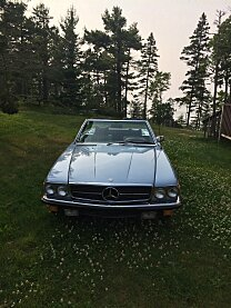 1972 Mercedes-Benz 350SL for sale 100770044