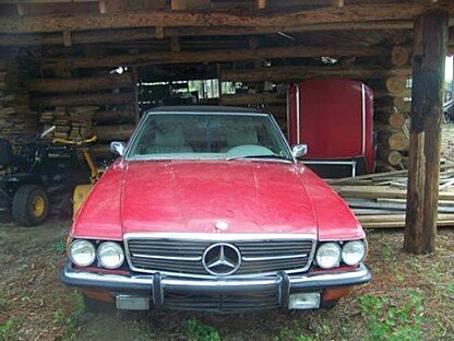 1972 Mercedes-Benz 350SL for sale 100856545