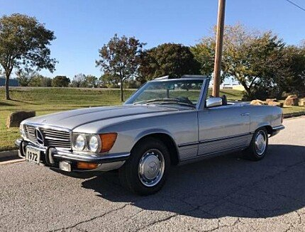 1972 Mercedes-Benz 350SL for sale 100925826