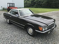 1972 Mercedes-Benz 350SL for sale 101001685