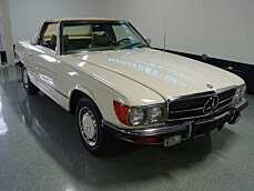 1972 Mercedes-Benz 350SL for sale 101002916