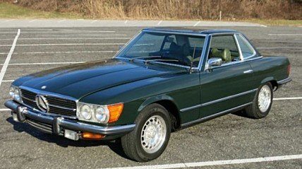 1972 Mercedes-Benz 350SL for sale 101028894