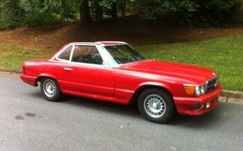 1972 Mercedes-Benz 350SL for sale 101029895