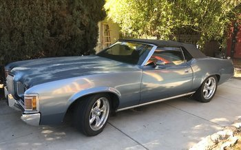 1972 Mercury Cougar for sale 100873820