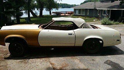 1972 Mercury Cougar XR7 for sale 100840029