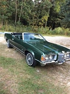 1972 Mercury Cougar for sale 100962470