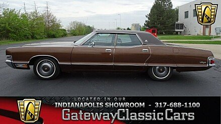 1972 Mercury Marquis for sale 100867283