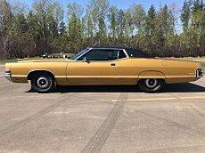 1972 Mercury Marquis for sale 100986268