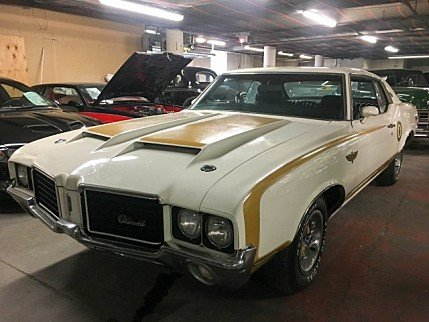 1972 Oldsmobile 442 for sale 100843750