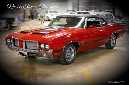 1972 Oldsmobile 442 for sale 100961423