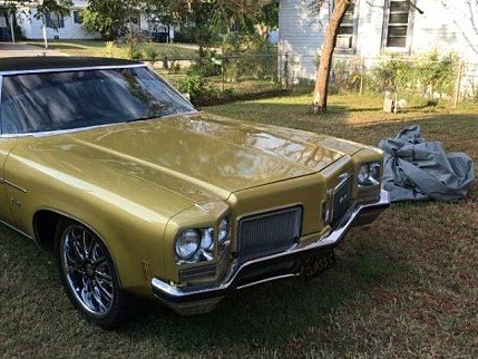 1972 Oldsmobile 88 for sale 100826463
