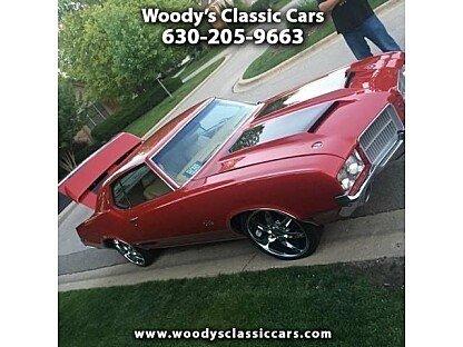 1972 Oldsmobile Cutlass for sale 100777285