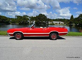 1972 Oldsmobile Cutlass for sale 100816497