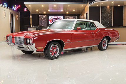 1972 Oldsmobile Cutlass for sale 100850063