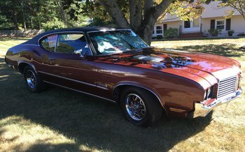 1972 Oldsmobile Cutlass for sale 100865156
