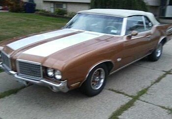 1972 Oldsmobile Cutlass for sale 100794796
