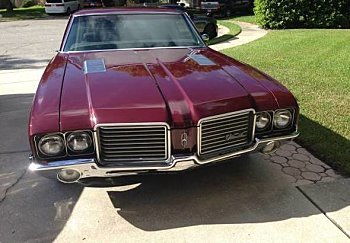 1972 Oldsmobile Cutlass for sale 100812341