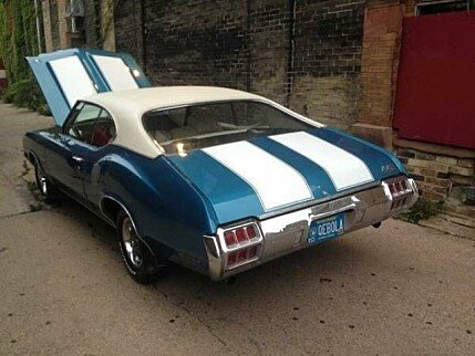 1972 Oldsmobile Cutlass for sale 100826210