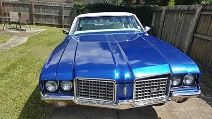 1972 Oldsmobile Cutlass for sale 100834348
