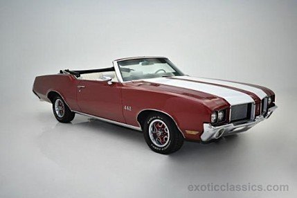 1972 Oldsmobile Cutlass for sale 100855967