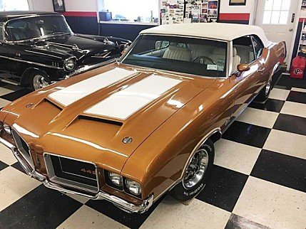1972 Oldsmobile Cutlass for sale 100895124