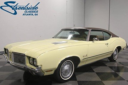 1972 Oldsmobile Cutlass for sale 100957299