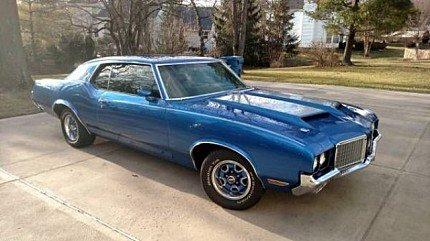 1972 Oldsmobile Cutlass for sale 100961773
