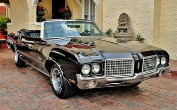 1972 Oldsmobile Cutlass for sale 100966729