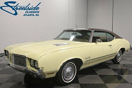1972 Oldsmobile Cutlass for sale 100975759