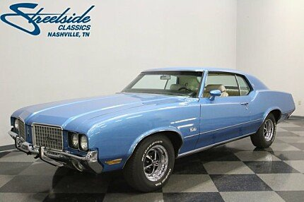 1972 Oldsmobile Cutlass for sale 100987999