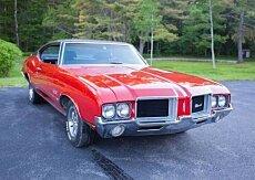 1972 Oldsmobile Cutlass for sale 101027107