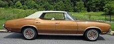 1972 Oldsmobile Cutlass for sale 101029521