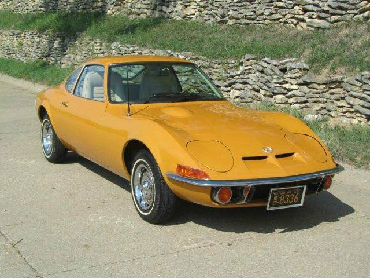 1972 Opel GT for sale near Omaha, Nebraska 68164 ...