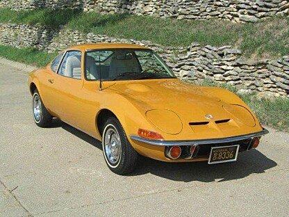 1972 Opel GT for sale 100904214