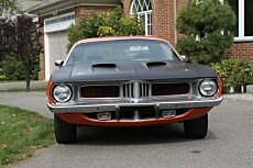 1972 Plymouth Barracuda for sale 100826607