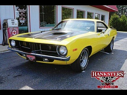 1972 Plymouth Barracuda for sale 100912215