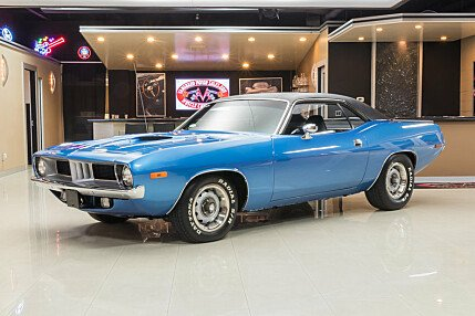 1972 Plymouth CUDA for sale 100851589
