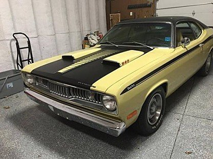 1972 Plymouth Duster for sale 100815934