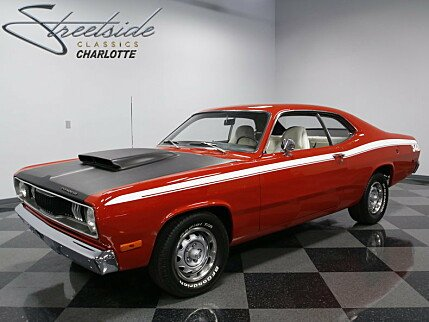 Plymouth Duster Classics for Sale  Classics on Autotrader