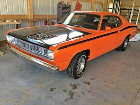 1972 Plymouth Duster for sale 101012036
