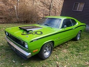 1972 Plymouth Duster for sale 101028305