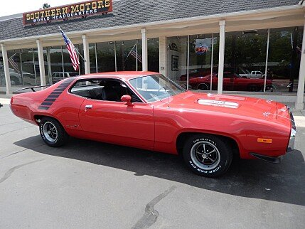 1972 Plymouth Roadrunner for sale 100766422