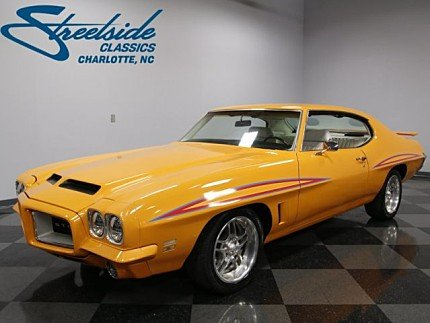 1972 Pontiac GTO for sale 100946578